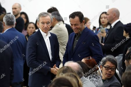 Editorial image of France Paris Fashion Week - Oct 2016