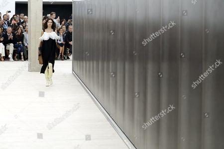 Editorial photo of France Paris Fashion Week - Oct 2016
