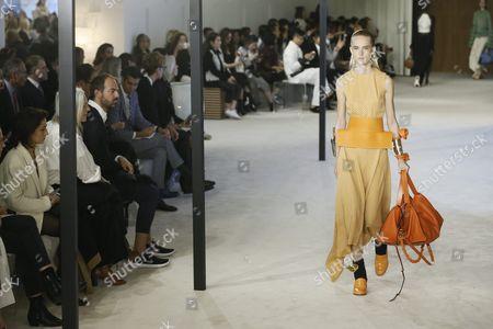 Editorial image of France Paris Fashion Week - Sep 2016