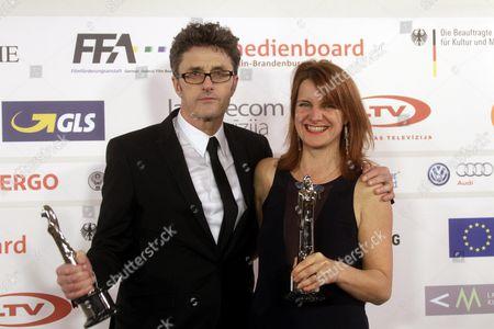 Editorial image of Latvia European Film Awards - Dec 2014
