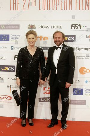 Editorial photo of Latvia European Film Awards - Dec 2014
