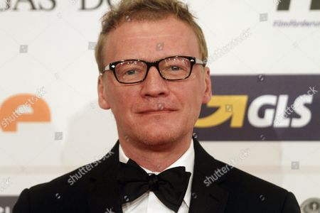Russian Actor Aleksey Serebryakov Arrives on the Red Carpet For the 27th European Film Awards at the Latvian National Opera in Riga Latvia 13 December 2014 Latvia Riga