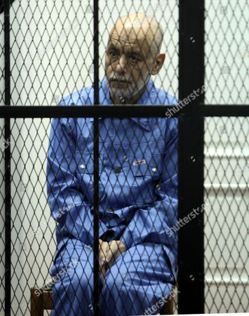 Editorial photo of Libya Former Pm Baghdadi Trial - Feb 2014