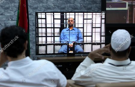 Editorial picture of Libya Trial - May 2014