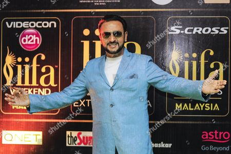 Indian Actor Gulshan Grover Arrives For a Side Event of the Indian International Film Academy Award (iifa) in Kuala Lumpur Malaysia 06 June 2015 the 16th Iifa Often Referred to As the Bollywood Oscars Celebrates the International Nature of Indian Cinema and Takes Place From 05 to 07 June Malaysia Kuala Lumpur