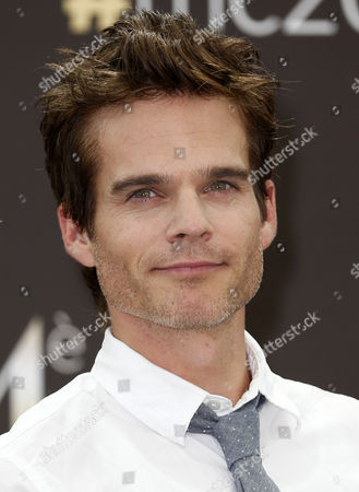 Us Actor Greg Rikaart Poses During a Photocall For the Tv Series 'The Young and the Restless' at the 54th Monte Carlo Television Festival in Monaco 09 June 2014 the Festival Runs From 07 to 11 June Monaco Monaco