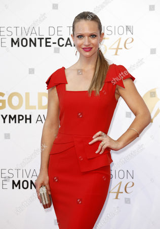 Editorial photo of Monaco Television Festival - Jun 2014