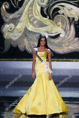 Editorial photo of Russia Miss Universe 2013 - Nov 2013