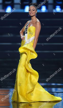Editorial image of Russia Miss Universe 2013 - Nov 2013