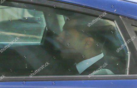 British Businessman Shrien Dewani Arrives in the Back of a Police Vehicle at the Western Cape High Court Cape Town South Africa 08 December 2014 Judge Jeanette Traverso Dismissed the Case Against Shrien Dewani who was Accused of Masterminding the Murder of His Wife Anni During a Staged Car-jacking on Their 2010 Honeymoon Judge Traverso Said the Evidence Presented by the Prosecution Fell 'Far Below the Threshold' of what a Reasonable Court Could Convict on South Africa Cape Town