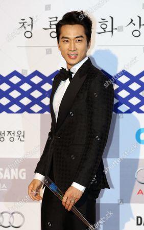Editorial picture of South Korea Cinema - Dec 2014