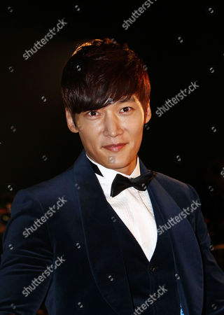 South Korean Actor Choi Jin-hyuk Arrives For the 34th Blue Dragon Film Awards at the Kyunghee University in Seoul South Korea 22 November 2013 the Blue Dragon (cheongryong) Awards Are One of the Country's Two Major Film Awards Korea, Rebublic of Seoul