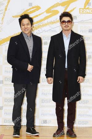 Editorial photo of South Korea Music - Dec 2013