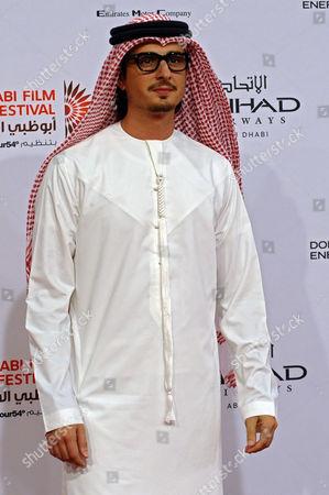 Editorial photo of Uae Abu Dhabi Film Festival - Oct 2014