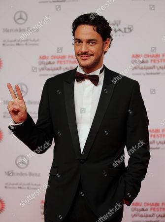 Editorial image of Uae Abu Dhabi Film Festival 2013 - Oct 2013