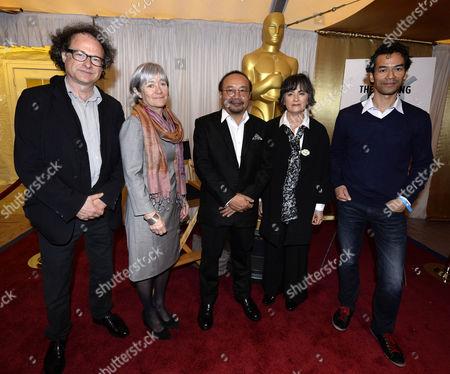 Editorial image of Usa Academy Awards 2014 - Feb 2014