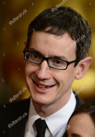 British Composer Steven Price Arrives For the 86th Annual Academy Awards Ceremony at the Dolby Theatre in Hollywood California Usa 02 March 2014 the Oscars Are Presented For Outstanding Individual Or Collective Efforts in Up to 24 Categories in Filmaking United States Los Angeles