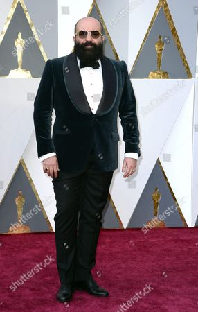 Paco Delgado Arrives For the 88th Annual Academy Awards Ceremony at the Dolby Theatre in Hollywood California Usa 28 February 2016 the Oscars Are Presented For Outstanding Individual Or Collective Efforts in 24 Categories in Filmmaking United States Hollywood