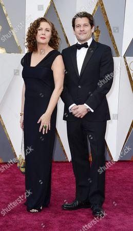 Editorial photo of Usa Academy Awards 2016 - Feb 2016