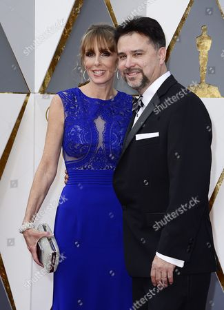 Frank a Montano (r) and Guest Arrive For the 88th Annual Academy Awards Ceremony at the Dolby Theatre in Hollywood California Usa 28 February 2016 the Oscars Are Presented For Outstanding Individual Or Collective Efforts in 24 Categories in Filmmaking United States Hollywood