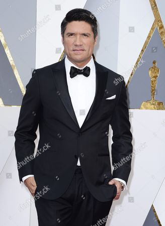 Louis Aguirre Arrives For the 88th Annual Academy Awards Ceremony at the Dolby Theatre in Hollywood California Usa 28 February 2016 United States Hollywood