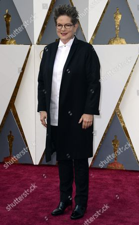Phyllis Nagy Arrives For the 88th Annual Academy Awards Ceremony at the Dolby Theatre in Hollywood California Usa 28 February 2016 United States Hollywood