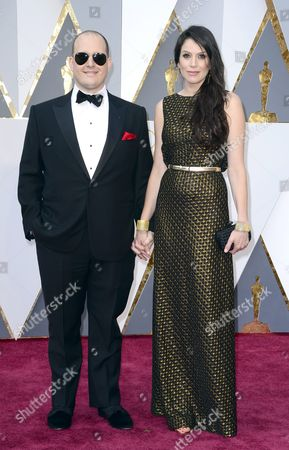 J Ralph and Sarah Ralph Arrive For the 88th Annual Academy Awards Ceremony at the Dolby Theatre in Hollywood California Usa 28 February 2016 the Oscars Are Presented For Outstanding Individual Or Collective Efforts in 24 Categories in Filmmaking United States Hollywood