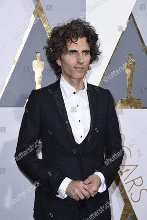 Stephan Moccio Arrives For the 88th Annual Academy Awards Ceremony at the Dolby Theatre in Hollywood California Usa 28 February 2016 the Oscars Are Presented For Outstanding Individual Or Collective Efforts in 24 Categories in Filmmaking United States Hollywood
