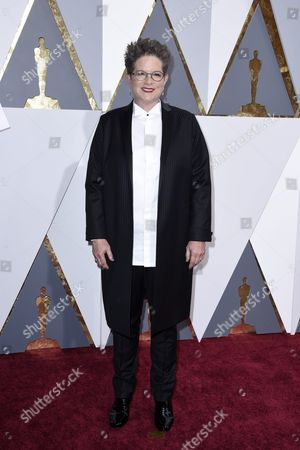 Phyllis Nagy Arrives For the 88th Annual Academy Awards Ceremony at the Dolby Theatre in Hollywood California Usa 28 February 2016 the Oscars Are Presented For Outstanding Individual Or Collective Efforts in 24 Categories in Filmmaking United States Hollywood