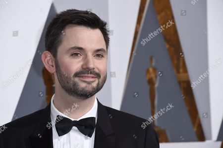 Matt Charman Arrives For the 88th Annual Academy Awards Ceremony at the Dolby Theatre in Hollywood California Usa 28 February 2016 the Oscars Are Presented For Outstanding Individual Or Collective Efforts in 24 Categories in Filmmaking United States Hollywood
