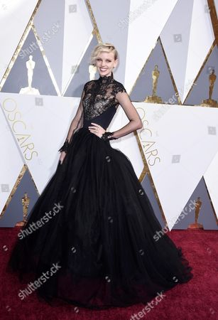 Dorith Mous Arrives For the 88th Annual Academy Awards Ceremony at the Dolby Theatre in Hollywood California Usa 28 February 2016 United States Hollywood