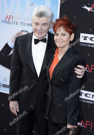 Stock Picture of Us Actor Richard Benjamin (l) and Wife Us Actress Paula Prentiss (r) Arrive For the American Film Institute Life Achievement Award Gala Honoring Us Actor Director and Writer Mel Brooks at the Dolby Theatre California Usa 06 June 2013 Mel Brooks was Awarded the 41st Life Achievement Award For His Mastery in the Motion Picture Industry United States Hollywood