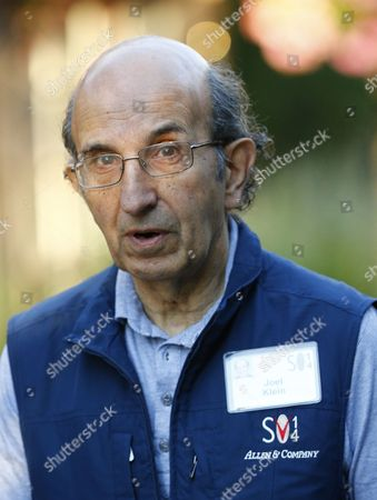 Attorney Joel Klein at the Allen and Company 32nd Annual Media and Technology Conference in Sun Valley Idaho Usa 10 July 2014 the Event Brings Together the Leaders of the World's of Media Technology Sports Industry and Politics United States Sun Valley