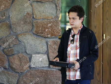 Ben Silbermann Ceo of Pinterest Arrives For the Allen and Company 32nd Annual Media and Technology Conference in Sun Valley Idaho Usa 08 July 2014 the Event Brings Together the Leaders of the World's of Media Technology Sports Industry and Politics United States Sun Valley