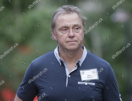 Businessman Wes Edens Arrives at the Allen and Company 33rd Annual Media and Technology Conference in Sun Valley Idaho Usa 09 July 2015 the Event Brings Together the Leaders of the World's of Media Technology Sports Industry and Politics United States Sun Valley