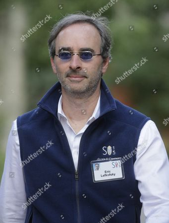 Eric Paul Lefkofsky Co-founder and Ceo of Groupon Arrives at the Allen and Company 33rd Annual Media and Technology Conference in Sun Valley Idaho Usa 09 July 2015 the Event Brings Together the Leaders of the World's of Media Technology Sports Industry and Politics United States Sun Valley