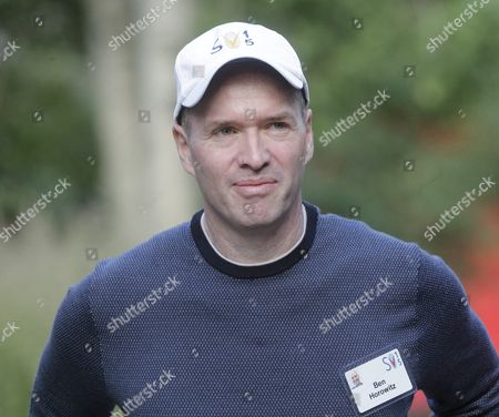 Businessman Ben Horowitz Arrives at the Allen and Company 33rd Annual Media and Technology Conference in Sun Valley Idaho Usa 09 July 2015 the Event Brings Together the Leaders of the World's of Media Technology Sports Industry and Politics United States Sun Valley