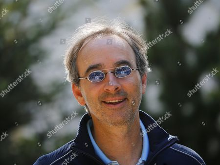 Eric Paul Lefkofsky Co-founder and Ceo of Groupon During a Break at the Allen and Company 33rd Annual Media and Technology Conference in Sun Valley Idaho Usa 08 July 2015 the Event Brings Together the Leaders of the World's of Media Technology Sports Industry and Politics United States Sun Valley