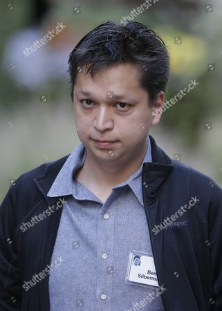 Ben Silbermann Ceo of Pinterest Arrives at the Allen and Company 33rd Annual Media and Technology Conference in Sun Valley Idaho Usa 09 July 2015 the Event Brings Together the Leaders of the World's of Media Technology Sports Industry and Politics United States Sun Valley