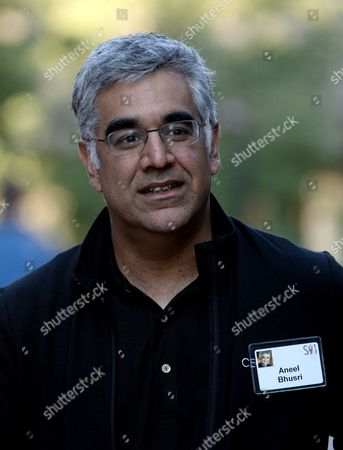 Stock Picture of Aneel Bhusri Co-founder and Co-ceo of Workday Inc Attends the Allen and Company 31st Annual Media and Technology Conference in Sun Valley Idaho Usa 10 July 2013 the Event Brings Together the Leaders of the Worlds of Media Technology Sports Industry and Politics United States Sun Valley