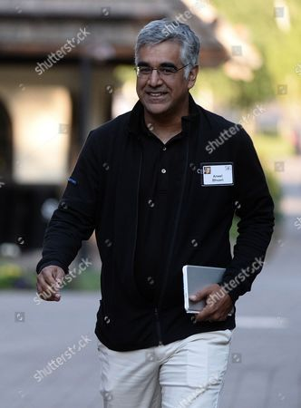 Aneel Bhusri Co-founder and Co-ceo of Workday Inc Attends the Allen and Company 31st Annual Media and Technology Conference in Sun Valley Idaho Usa 10 July 2013 the Event Brings Together the Leaders of the Worlds of Media Technology Sports Industry and Politics United States Sun Valley