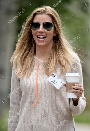 Sara Blakely Founder of Spanx Attends the Allen and Company 31st Annual Media and Technology Conference in Sun Valley Idaho Usa 11 July 2013 the Event Brings Together the Leaders of the Worlds of Media Technology Sports Industry and Politics United States Sun Valley