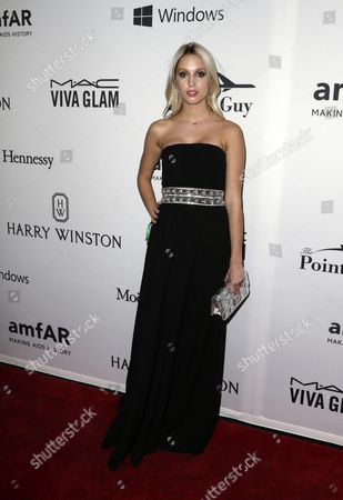 Princess Maria-olympia of Greece and Denmark Attends the Amfar Inspiration Gala at Skylight at Moynihan Station in New York New York Usa 09 June 2016 the Charity Event Benefits the Foundation's Aids Research Programs United States New York