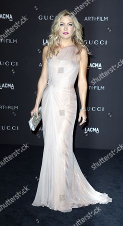 Us Actress Kate Hudson Arrives For the 2014 Lacma Art + Film Gala at the Los Angeles County Museum of Art (lacma) in Los Angeles California Usa 01 November 2014 the Event Honored Us Artist Barbara Kruger and Us Director Quentin Tarantino United States Los Angeles