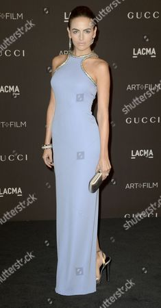 Us Actress Camilla Belle Arrives For the 2014 Lacma Art + Film Gala at the Los Angeles County Museum of Art (lacma) in Los Angeles California Usa 01 November 2014 the Event Honored Us Artist Barbara Kruger and Us Director Quentin Tarantino United States Los Angeles