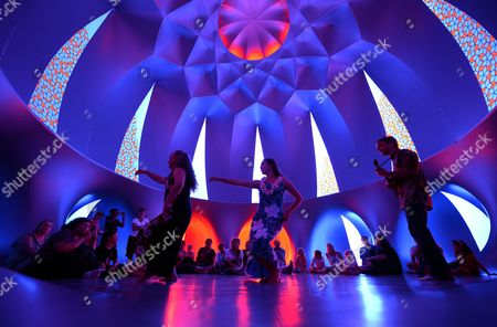 Editorial picture of Usa Arts Exxopolis - Sep 2013