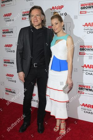 Us Producer Bill Pohlad and Us Actress Elizabeth Banks Arrive For the Aarp's 15th Annual Movies For Grownups Awards at the Beverly Wilshire Four Seasons Hotel in Beverly Hills California Usa 08 February 2016 United States Beverly Hills