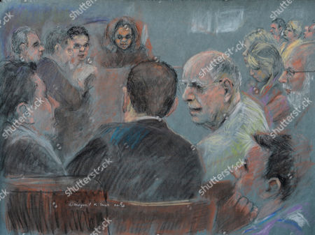 Editorial picture of Usa Bulger Trial - Aug 2013