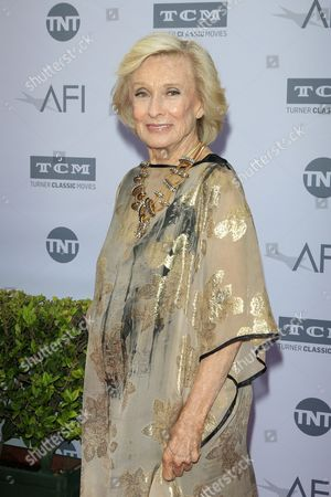 Us Actress Cloris Leachman Arrives For the American Film Institute (afi) 44th Life Achievement Award Gala Tribute to John Williams at the Dolby Theatre in Hollywood Los Angeles California Usa 09 June 2016 the Televised Special Will Air in the Usa on 15 June 2016 United States Los Angeles