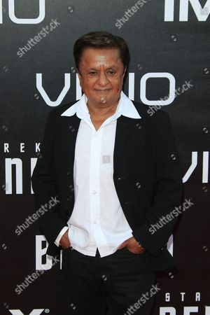 Kenyan Actor/cast Member Deep Roy Arrives For the World Premiere of Star Trek Beyond at Embarcadero Marina Park South in San Diego California Usa 20 July 2016 the Movie Will Be Premiere in Us Theaters on 22 July United States San Diego